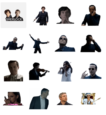 sherlock_stickers